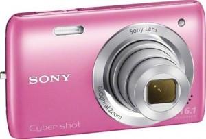Sony W670 pink